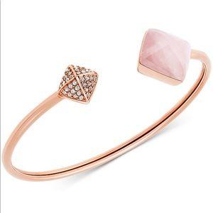 Michael Kors open cuff bracelet