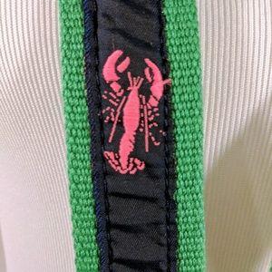Awesome Pink Lobster Belt