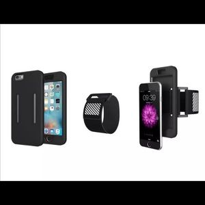 Accessories - iphone 7/7plus Sports Arm Band Protective Bag