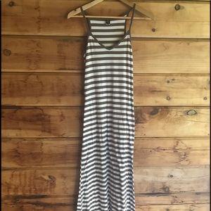 Dresses & Skirts - Stripe Maxi Dress