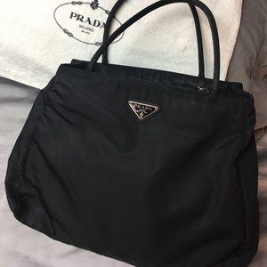 Prada purse with bag