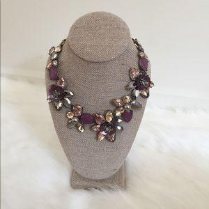Chloe + Isabel Jewelry - Statement Necklace Artisan Floral Burst