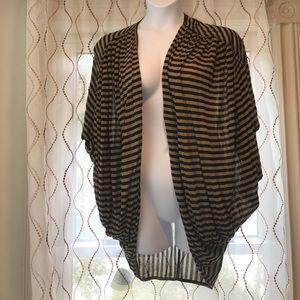 Akiko Tops - Akiko shawl top