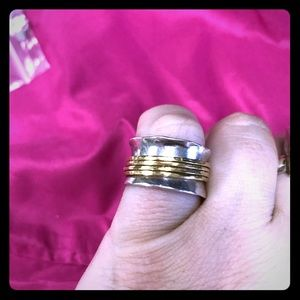 Silpada Jewelry - Silpada Go For A Spin Ring