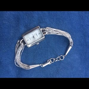 1955 Vintage Jewelry - Sterling silver (925) vintage watch