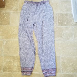 Victoria's Secret Blue Lounge Pants