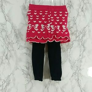 14th & Union Other - Pink Bows Skort. Kids