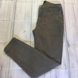 J Brand Genesis Distressed Trooper Jeans