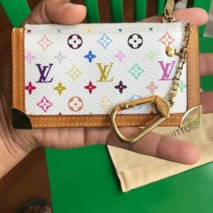 Louis Vuitton Handbags - 🔴FIRM PRICE🔴Louis Vuitton Multicolor Coin Cles