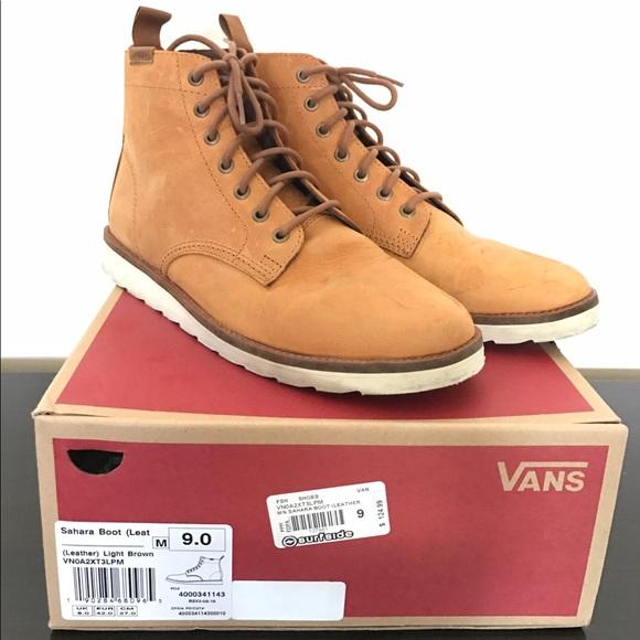 f5f3eb84a0d1ab Vans Sahara Breton Desert Boots. M 593ebab67f0a058ea6007a95