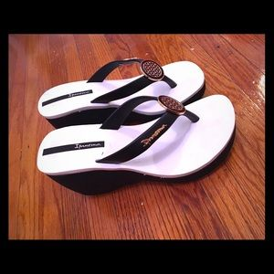 Ipanema Shoes - Ipanema platform sandals. New without tags.