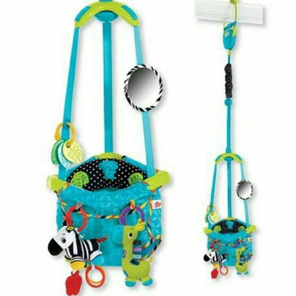 45 off bright starts other bright starts bounce n for Door jumperoo