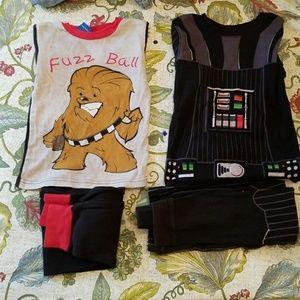 Star Wars Other - Star wars Pajama Bundle
