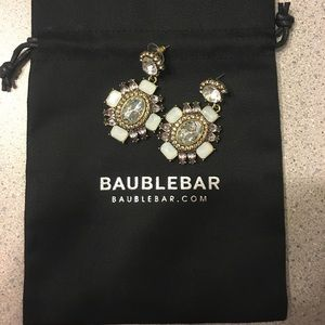 Baublebar Jewelry - Bauble bar looking drops-clear