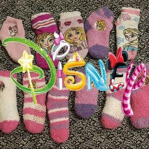 Disney Other - 11 pairs of Disney Frozen girls socks