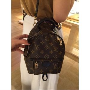 82d403073d75 CHANEL Bags - (Sold) Palm Springs mini backpack