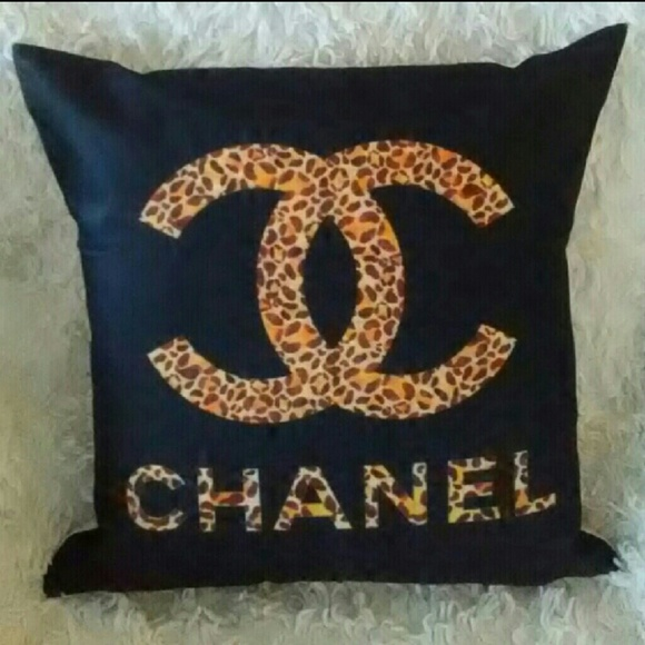 55% off CHANEL Other - New Set of 2 Matching CHANEL Throw Pillows from Tinsa s closet s closet ...