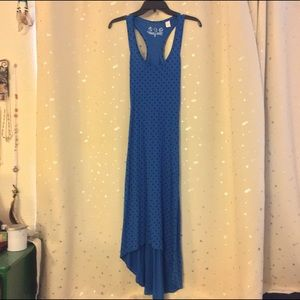 Threads 4 Thought Dresses & Skirts - Polka Dot Racerback Dress