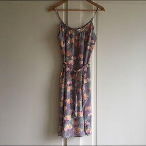 Tucker Dresses & Skirts - SALE 100% Silk Tucker Floral Dress Size Medium