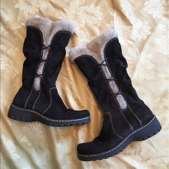 80 bass shoes bass brown boots size 8 from
