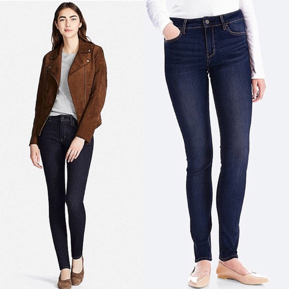 Uniqlo Denim - Uniqlo Skinny Fit Tapered Middle Rise Jeans