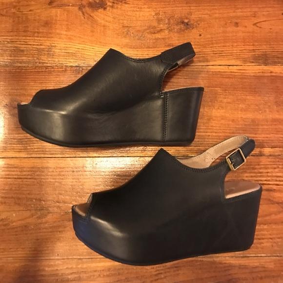Chocolat Blu Shoes Willow Black
