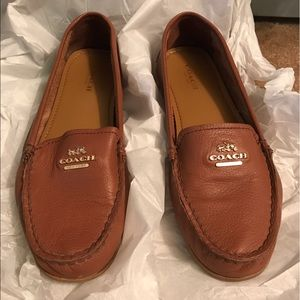 Coach Shoes - GORGEOUS COACH LOAFERS
