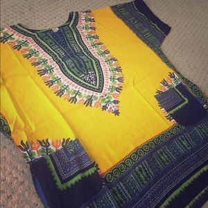 Advance Apparels Tops - African Dashiki