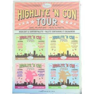 the Balm Other - NIB the Balm Highlite 'N Con Tour Palette