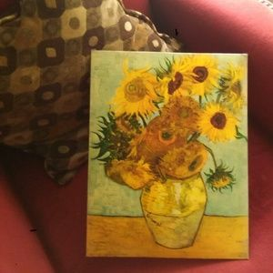 "Van Gogh ""Sunflowers"" copy"