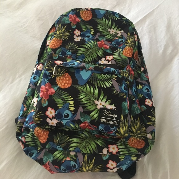 c9a3f2533fa Disney Handbags - Stitch Pineapple backpack by Lougefly