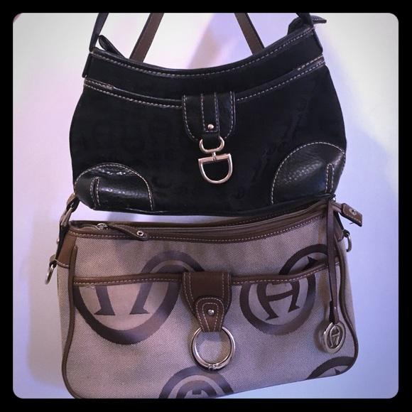 847939f2d Etienne Aigner Handbags - ✨✨Trade 4 @tunatofu✨✨Handbags & Pendent Bundle