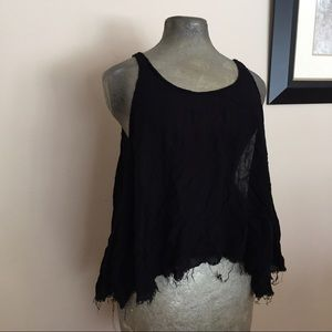 Intimately by Free People Cami Black Sz M