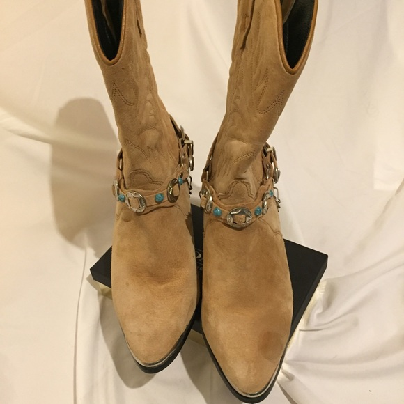 65 off american west trading co shoes cowgirl country