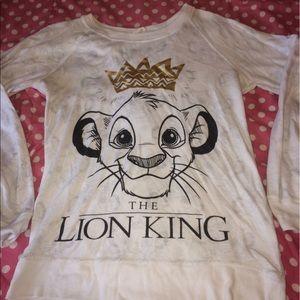Lion king sweater