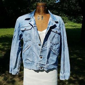 Vintage Jackets & Blazers - Vintage Maverick Jean Jacket
