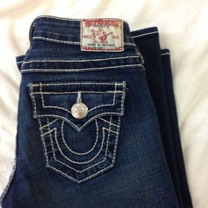 Women's True Religion Joey Big T💙