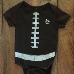 RBX Other - [Bundle And Save] RBX Baby Boy Football Onesie
