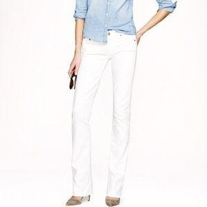 J. Crew Pants - 4 for $20! J crew high heel flare white jeans