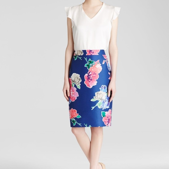 kate spade Dresses & Skirts - Kate Spade bloom Marit skirt