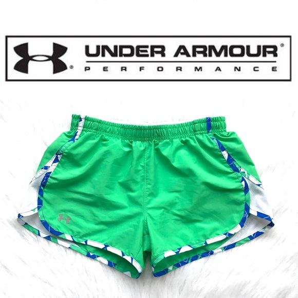 37 Off Under Armour Pants Under Armour Fly By Shorts Ua Semi Fitted Shorts From Steph S