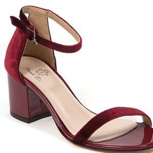 Joy Ankle Strap Sandal