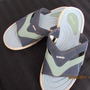 Speedo Shoes - JB109.  Speedo Sandals. Size 9
