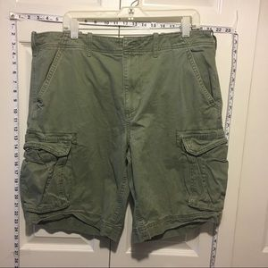 Sonoma Other - Men's Army Green Vintage Cargo Shorts