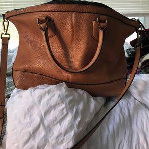 Madewell Handbags - Madewell Berliner satchel