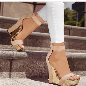 Shoes - Hello Gorgeous! You Get The Gold 🏆