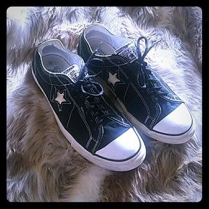 Converse Other - CONVERSE ONE STAR LACE UPS RUGGED STARS