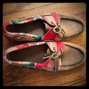 Sebago Shoes - Sebago women's boat shoe size 9
