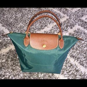 Longchamp small handbag, brand new