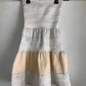 Pleasure Doing Business Dresses & Skirts - Pleasure Doing Business bandage strapless dress xs